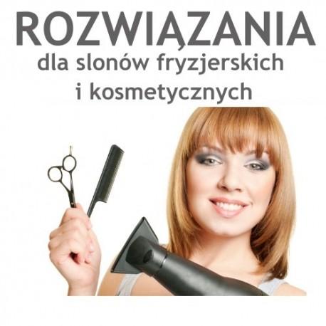 Rozwiązania dla salonów kosmetycznych i fryzjerskich