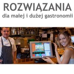 Rozwiązania dla barów i restauracji