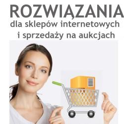 Rozwiązania dla sklepów internetowych i sprzedaży na aukcjach interneowych Otwock, Józefów, Warszawa