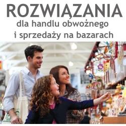 Rozwiązania dla handlu obwoźnego i na bazarach Otwock, Józefów, Warszawa