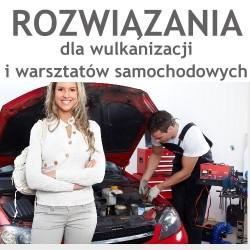 Rozwiązania dla warsztatów samochodowych i wulkanizacji Otwock, Józefów, Warszawa