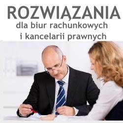 Rozwiązania dla biur rachunkowych i kancelarii prawnych