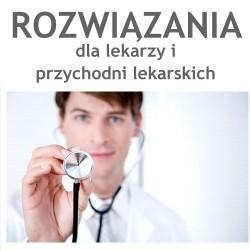 Rozwiązania dla lekarzy i przychodni lekarskich